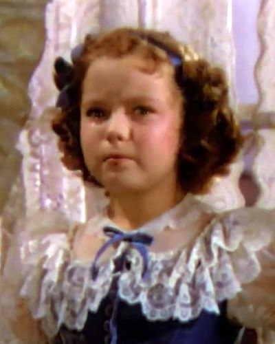 Sara Crewe mica prințesă fiica căpitanului (Shirley Temple)