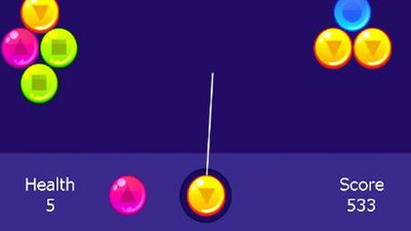 Loveste Baloane Bubble Shooter