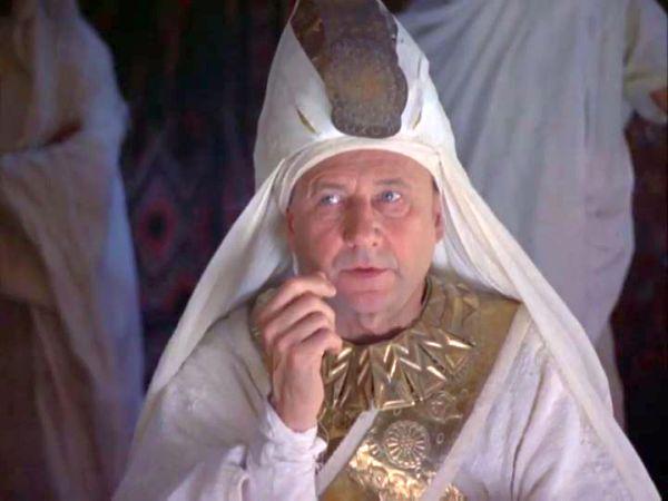 MELCHIOR: Un împărat care ne va izbăvi de toate relele din lumea asta
