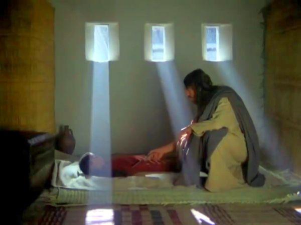 Învierea fiicei lui Iair: Scoală-te, fetiţo!