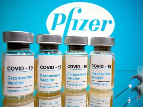 Pfizer-BioNTech Covid-19 vaccin