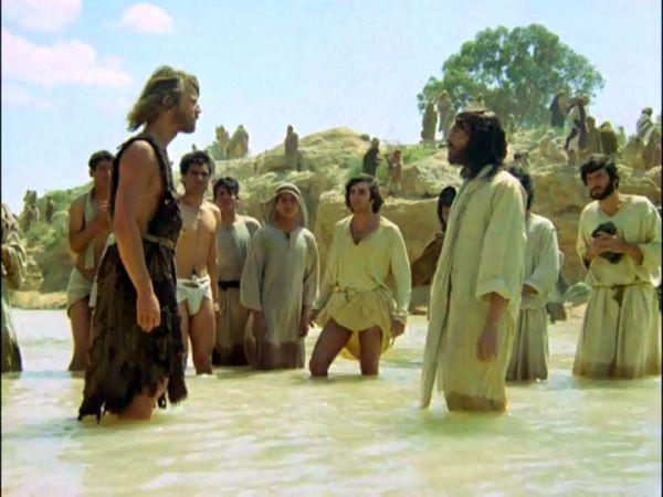 Eu am trebuinţă să fiu botezat de Tine.