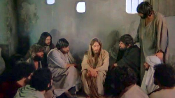 Arătarea lui Hristos cel Înviat discipolilor săi | Iisus din Nazareth